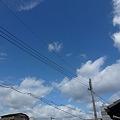 Photos: 10月1日の空