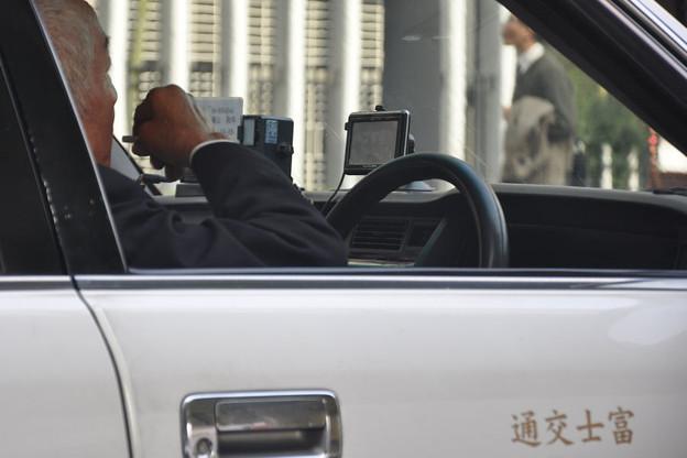 大阪のタクシー