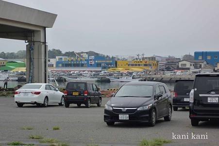 那珂湊漁港 臨時駐車場