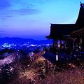 Photos: 京都の夕暮れ