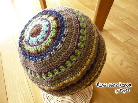 カラフル*ニット帽 2