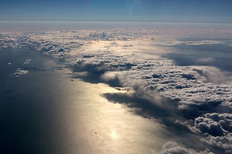 2012.01.26 JAL1841 本州と九州と四国の間