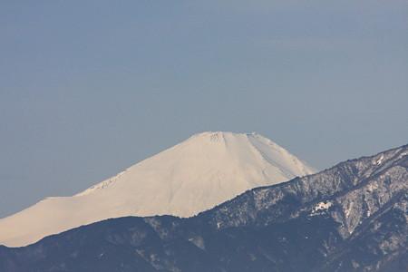 2012.03.01 駅 富士山
