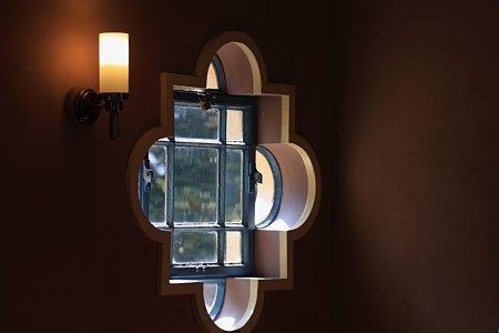 2012.03.03 山手西洋館 ベーリック・ホール 窓
