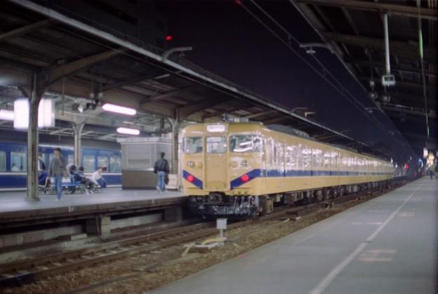 BY20s-急行だいせんと福知山線普通電車