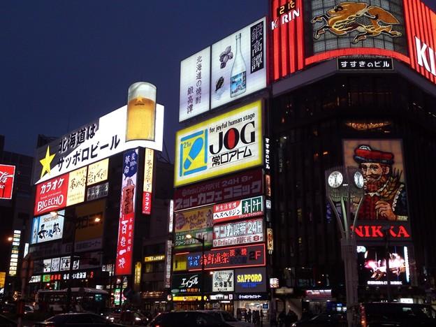 Photos: 札幌のネオン