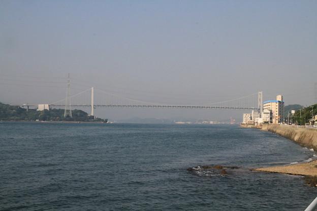 Photos: 110518-21四国中国地方ロングツーリング・関門橋