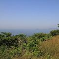 Photos: 110518-25毘沙の鼻からの海
