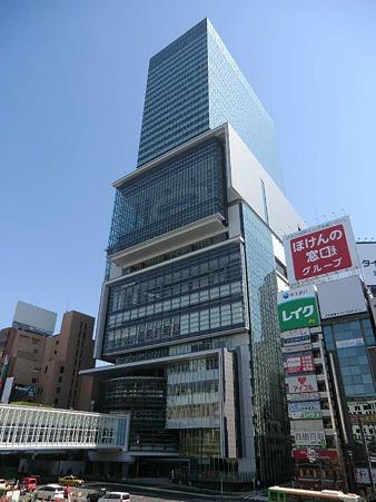渋谷ヒカリエ 2012年4月26日(木) 開業-240408-1