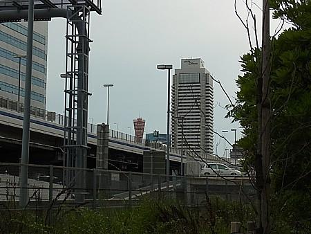 阪神大震災跡