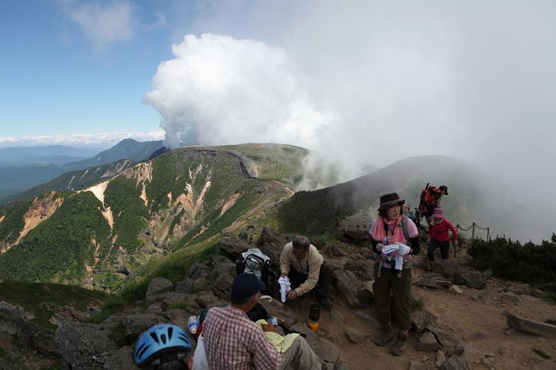 IMG_3660八ヶ岳(赤岳・横岳・硫黄岳)