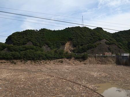R424:椿山ダム1