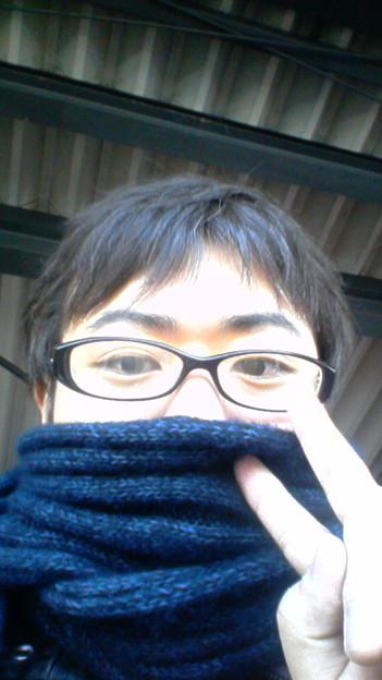 大阪国際空港なう。ワックス忘れたから髪ぺったんこだぜ いぇい!